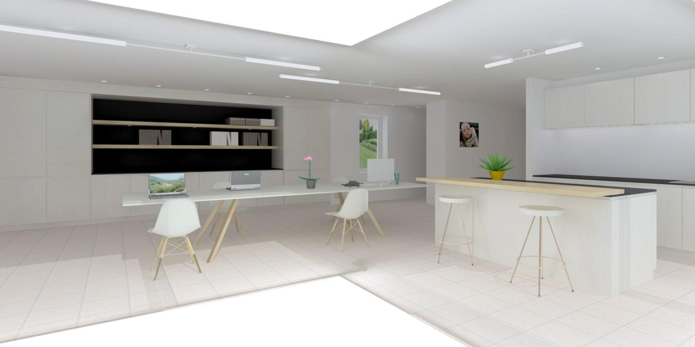 Kantoor architectenbureau flex design for Kantoor architect