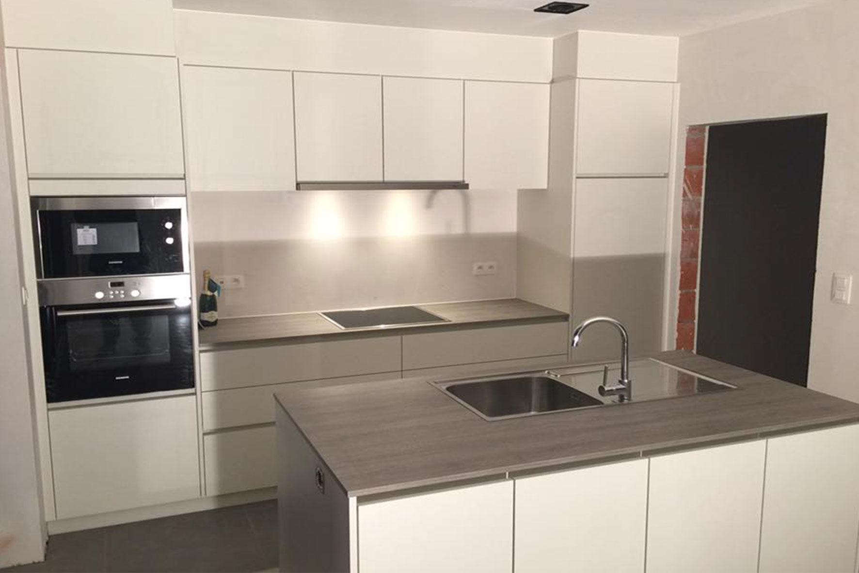 Flex Design Keukens : Realisaties – Flex Design