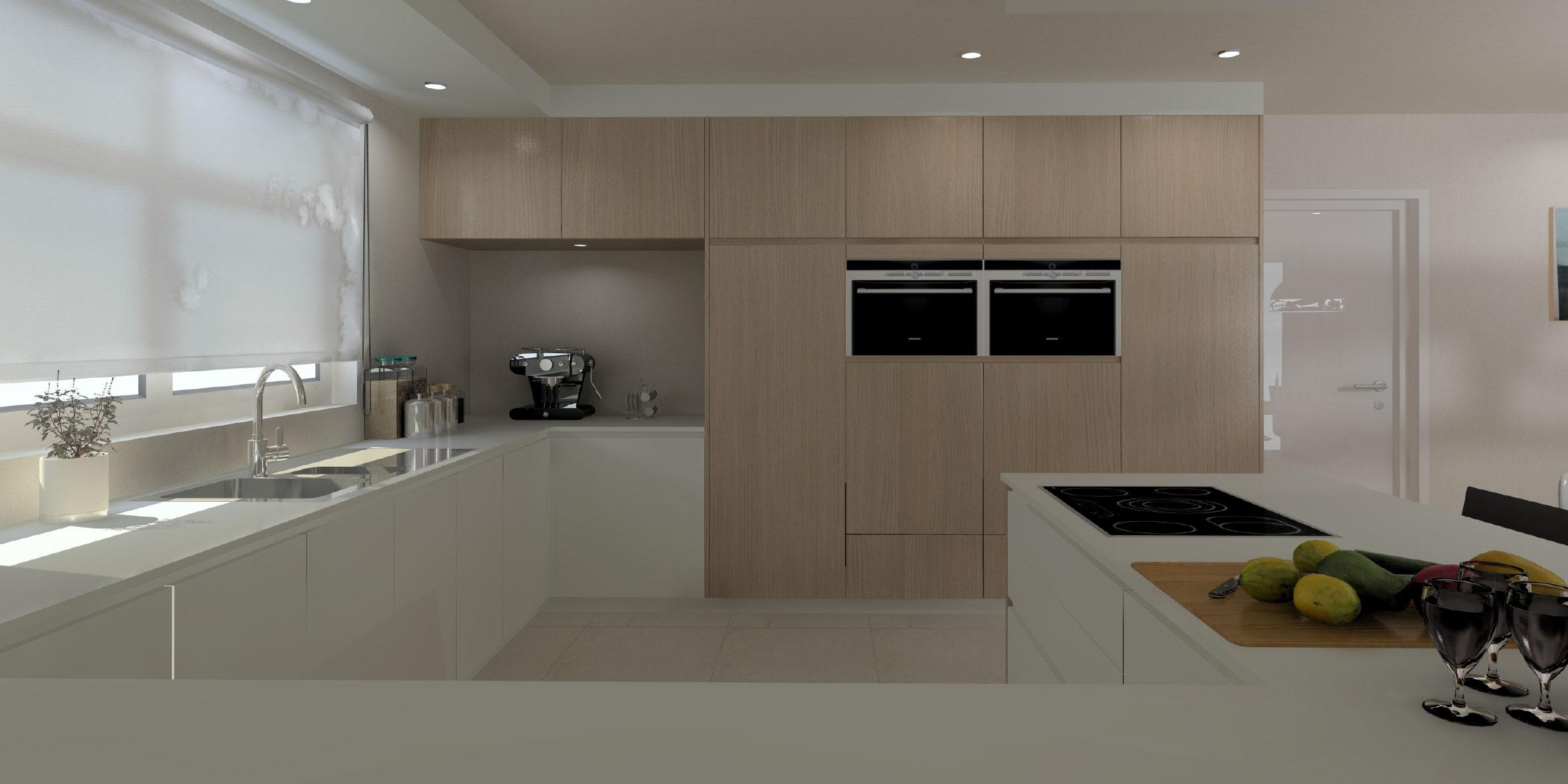 Flex design keukens beste inspiratie voor huis ontwerp for Keuken 3d ontwerpen
