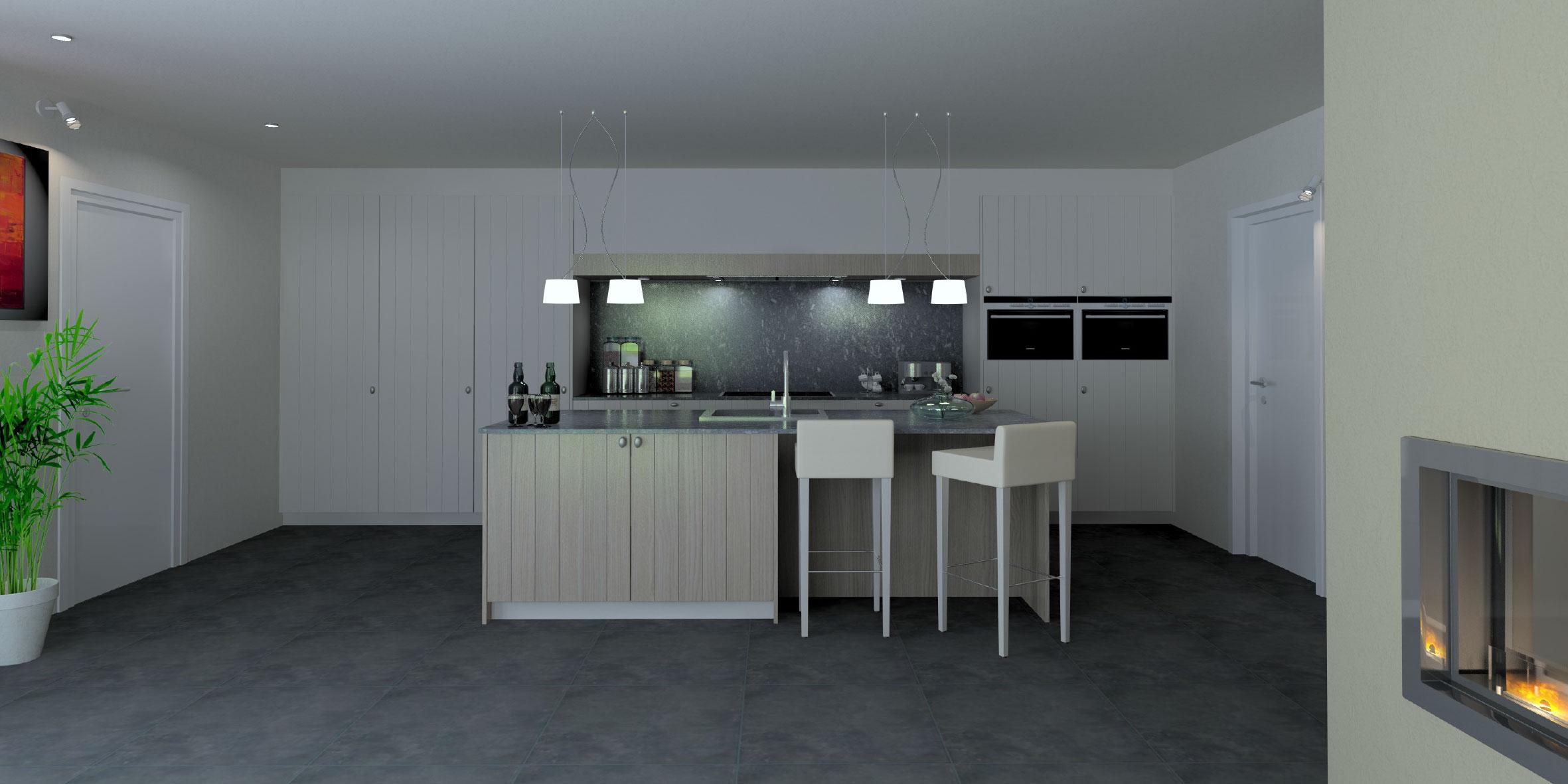 3d ontwerpen flex design for Keuken 3d ontwerpen