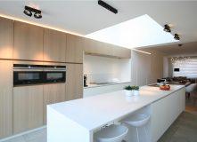 Keuken en tv-meubel